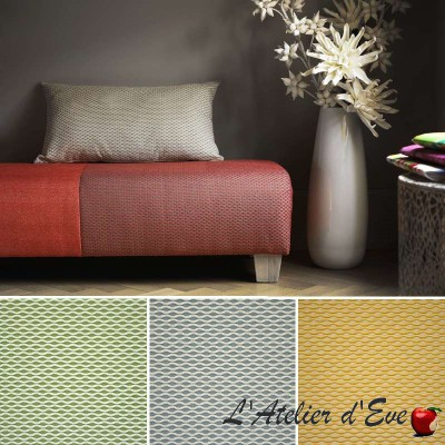 Arcade (7 colors) Jacquard fabric non-fire m1 furnishing and seat graphic design Casal