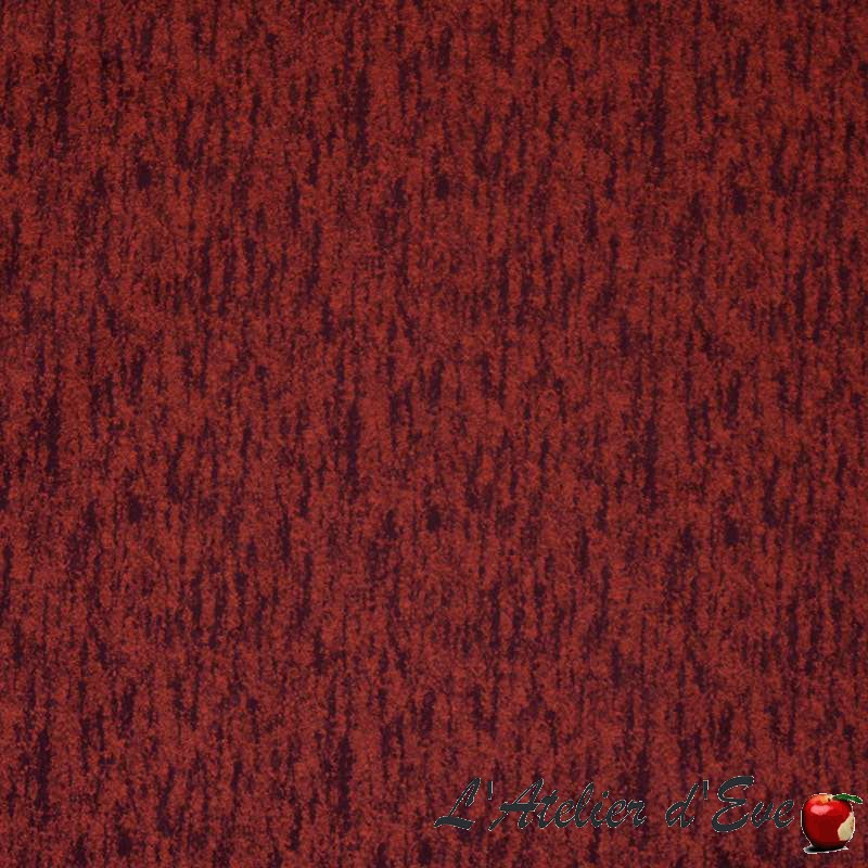 Mirage flamboyant : Tissu ameublement non feu M1 Casal