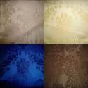 Castiglione (4 colors) Fire-retardant jacquard fabric M1 wide width Thevenon