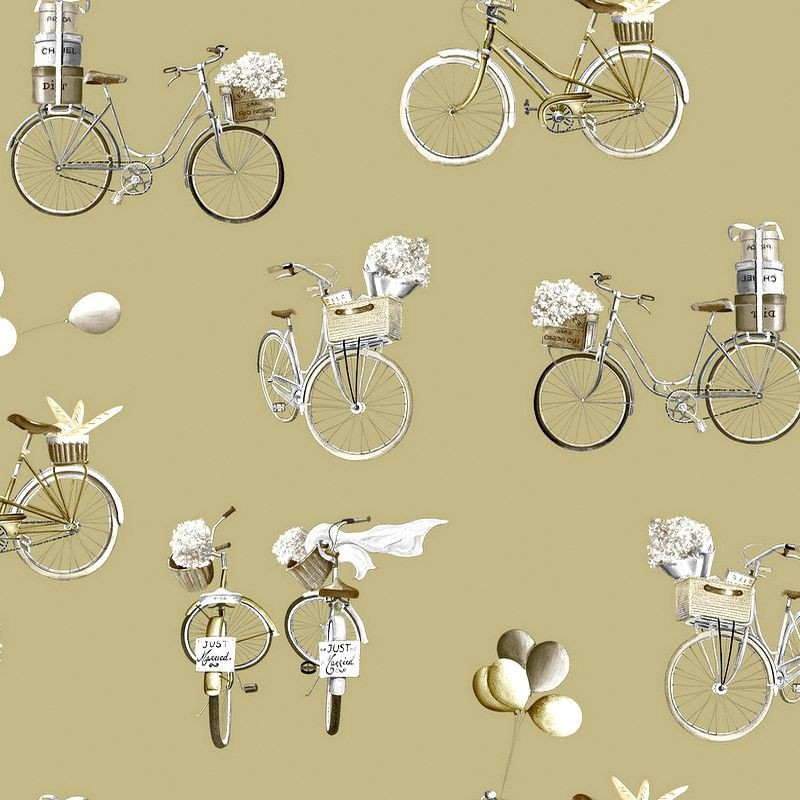 achat tissu en gros toile a bicyclette de thevenon paris. Black Bedroom Furniture Sets. Home Design Ideas