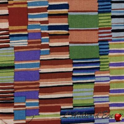Coupon 40x110cm Tissu patchwork coton