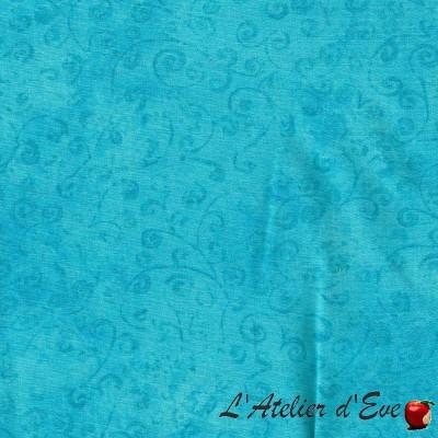 Coupon 50x110cm Tissu patchwork coton 22542qz