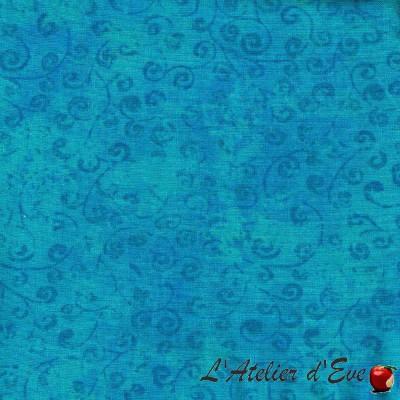 Coupon 100x110cm Tissu patchwork coton 22542Q