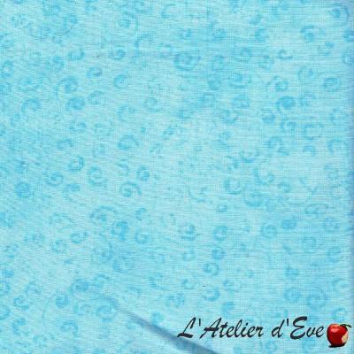 Coupon 50x110cm Tissu patchwork coton 22542BZ