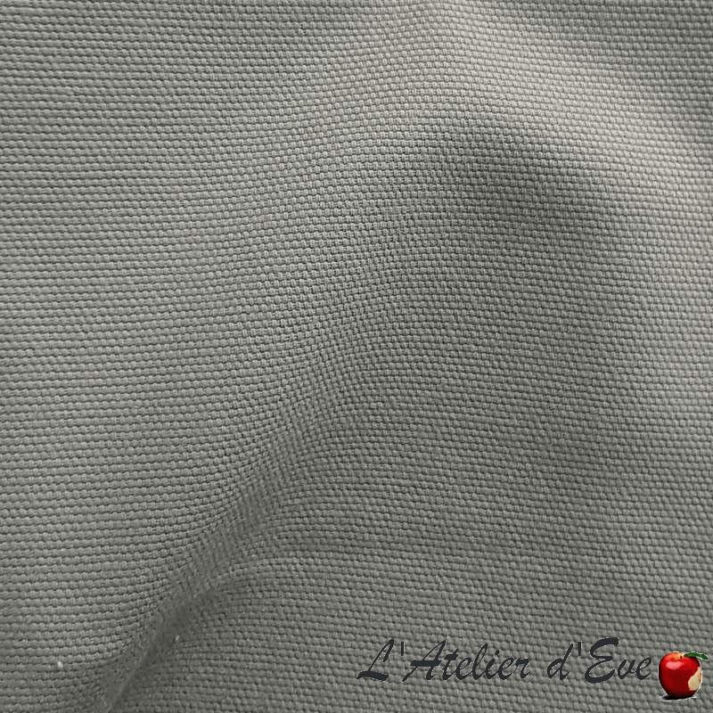 Magasin de tissu, grossiste en ligne Chalala gris de Thevenon