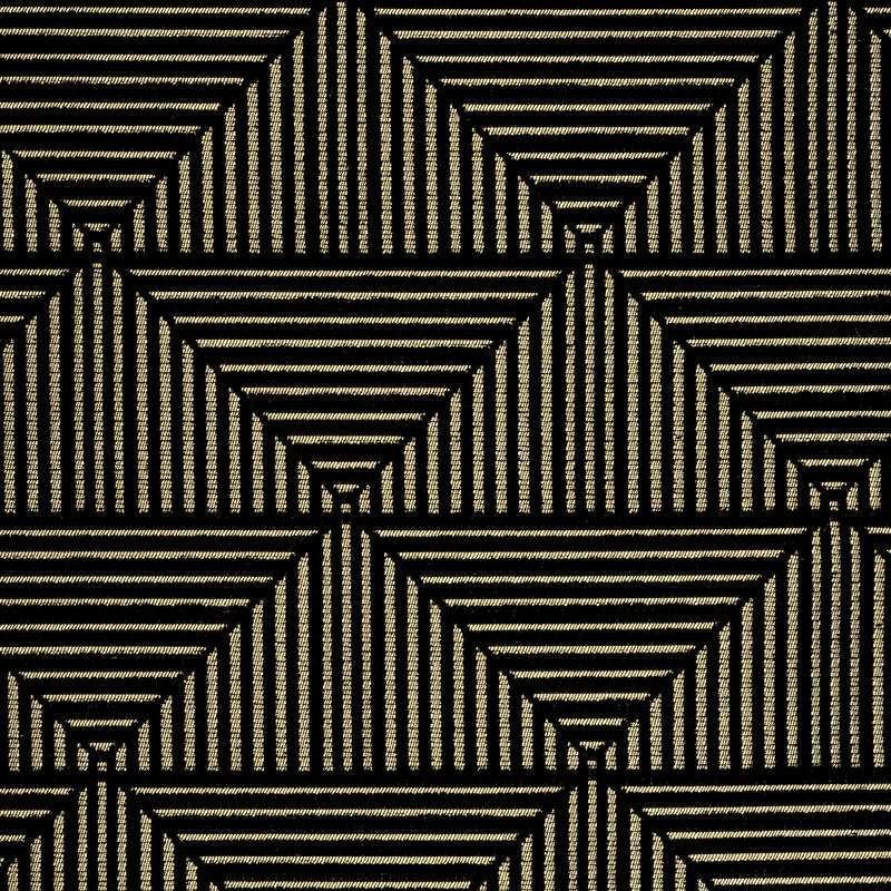 Tissu ameublement jacquard relief velours floyd de thevenon for Tissus ameublement velours motif