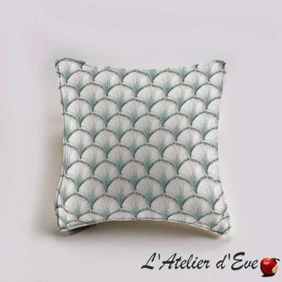 """""""Papyrus"""" cotton Cushion and pillowcase Thevenon"""