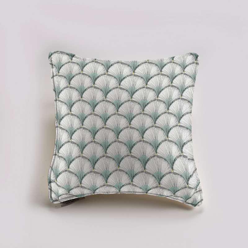 coussin vert d 39 eau coussin et housse tissu papyrus thevenon. Black Bedroom Furniture Sets. Home Design Ideas