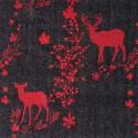 """""""Forest friends"""" Remise 30% Rouleau tissu jacquard montagne Thevenon"""