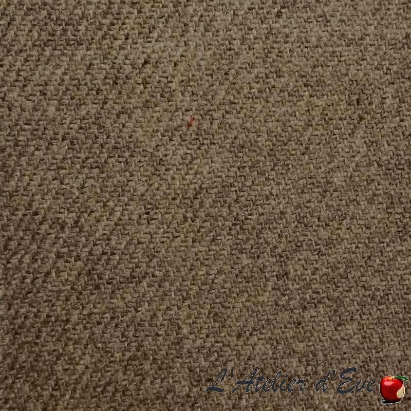 Achat / Vente rideau laine beige, rideau chalet, rideau montagne Made in France Thevenon