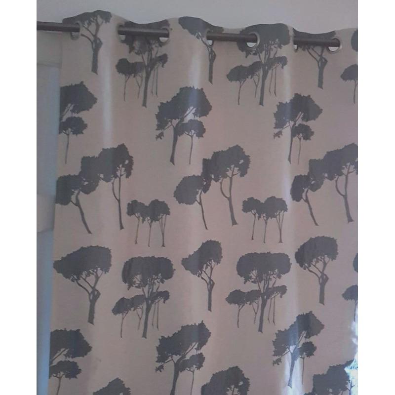 rideau notte rideau jacquard made in france thevenon paris. Black Bedroom Furniture Sets. Home Design Ideas