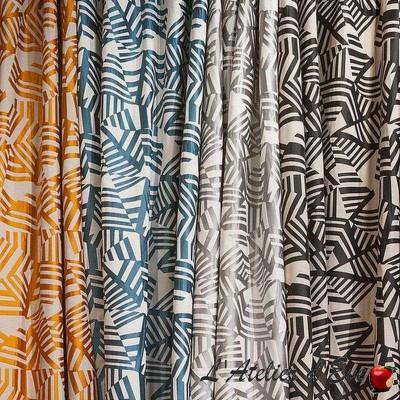 """""""Arkane"""" Discount 30% Thevenon jacquard fabric roll Piece / half-piece"""