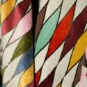 """""""Italiano"""" Remise 30% Rouleau tissu velours Thevenon"""