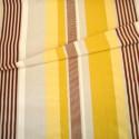 """""""Othello"""" jaune Coupon 100x280cm tissu ameublement Thevenon"""