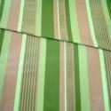 Coupon 100x280cm fabric furniture Othello green Thévenon