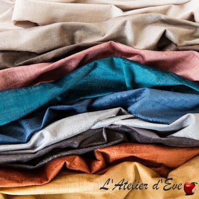 """Italiano"" Velvet upholstery fabric Thevenon"