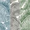 Grossiste Thevenon: Rouleau toile de coton bleu Totem