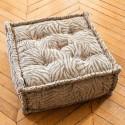 No floor cushion
