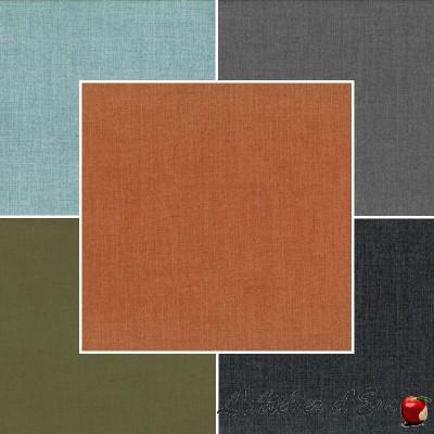"""""""Positano"""" fabric cotton furnishing Thévenon"""