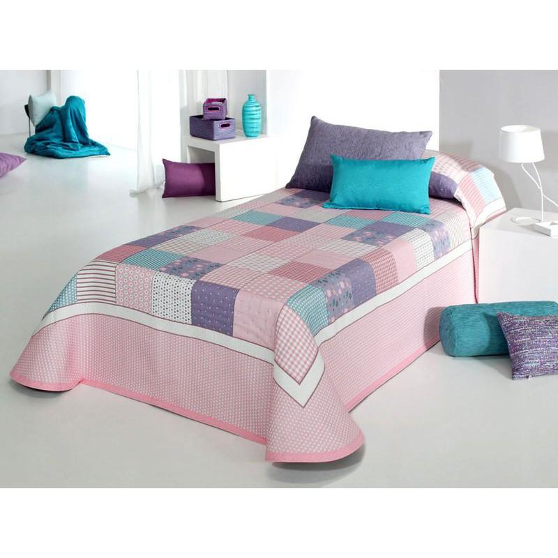Couvre lit pour enfant effet patchwork Brigid de Reig Marti