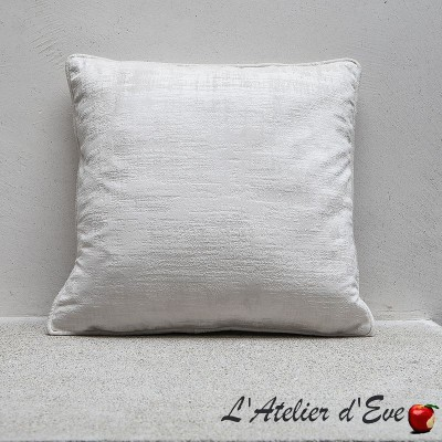 """Beautiful"" Cushion and pink pillow Thevenon"