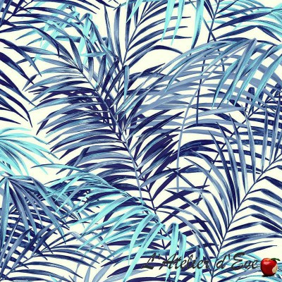 """""""Palm Springs"""" Coupon tissu ameublement Thevenon"""