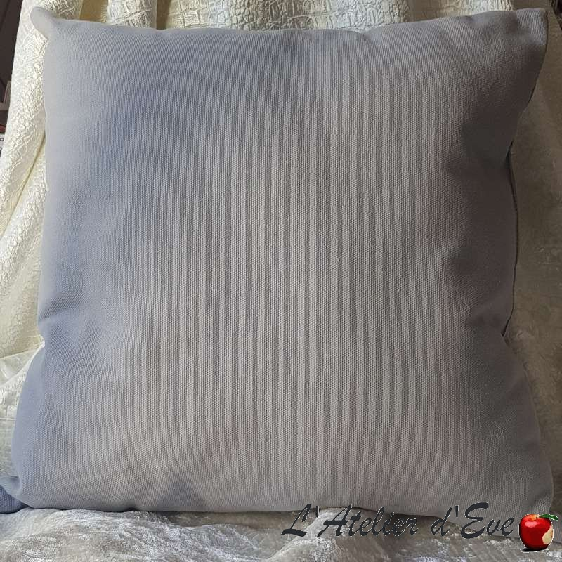 Coussin Made in France tissu ameublement Thevenon Lambada