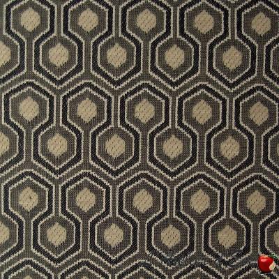 """Optimo"" Cream Coupon 120x140cm Fabric Furnishing Thevenon"