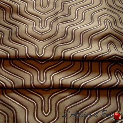 """Astoria"" Coupon 140x170cm fabric furniture Thevenon"