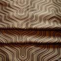 """- """"Astoria"""" Coupon 140x170cm tissu ameublement Thevenon"""