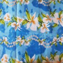 """Tahiti"" Coupon 90x250cm tissu habillement et ameublement"