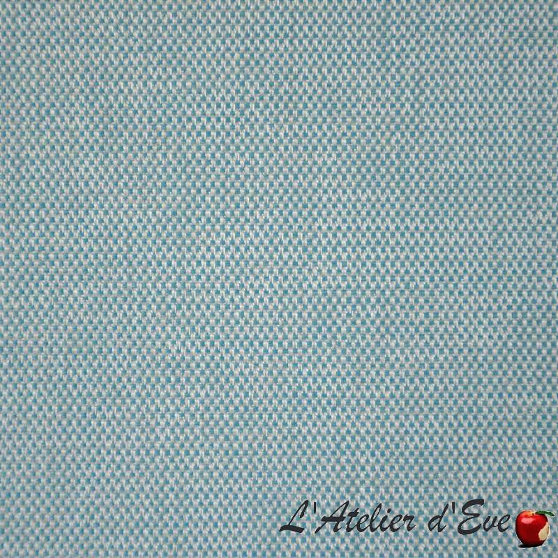 """""""Gomera"""" Tissu bleu extérieur aquaclean Casal"""