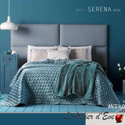 """""""Serena"""" Couvre-lit velours Antilo"""