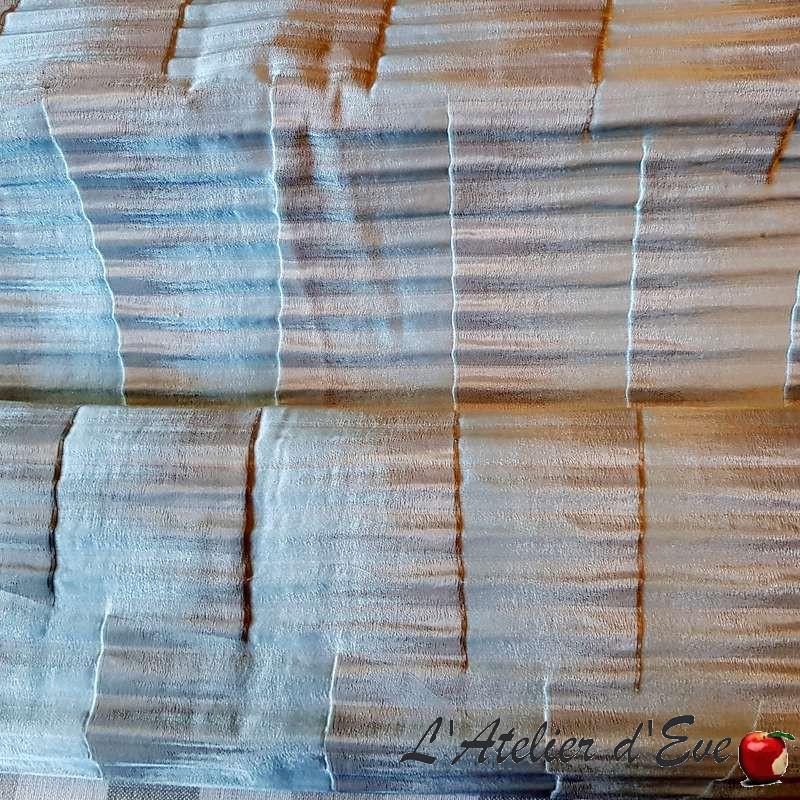 """""""Grenadine"""" Coupon 85x65cm fabric furniture Thevenon"""
