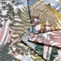 """""""Cedre"""" Rideau coton Made in France Thevenon"""