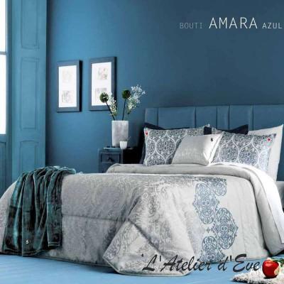"""""""Amara azul"""" Couvre-lit + housses de coussin Antilo"""
