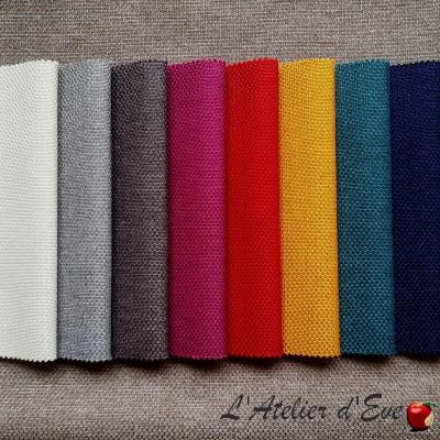 """Cedar"" cotton fabric great width Thévenon"