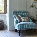 """Stroud"" Tissu ameublement écossais/tartan Prestigious Textiles"