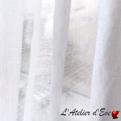 """Organza"" Discount 30% Fire curtain roll M1 Thevenon"