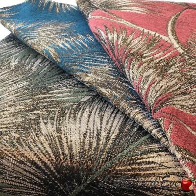 """Exotica"" Large width cotton canvas"