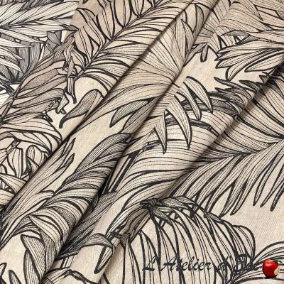 """""""Coco"""" lin Remise 30% Rouleau tissu lin Thevenon"""
