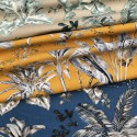 """Wonderland"" Tissu coton grande largeur Thevenon"