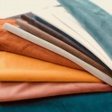 """Duchesse"" Remise 30% Rouleau tissu velours Thevenon"