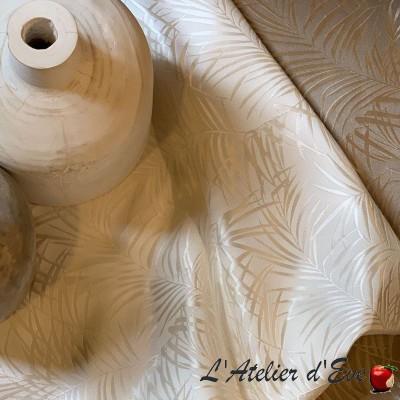 """Louis"" Thevenon floral jacquard fabric"