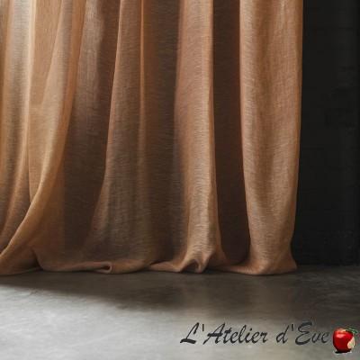 """Linosa"" Sheer linen curtain by the meter Casal"
