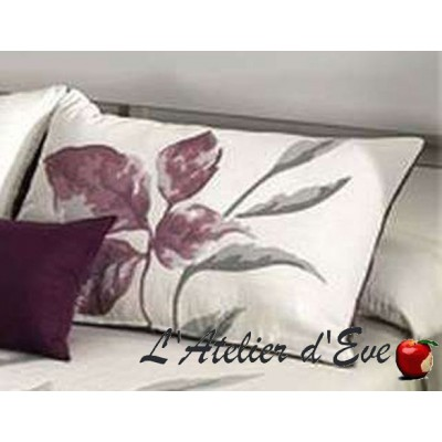 """Leave"" Polycotton cushion with inside 50x70cm C.02 Reig Marti"