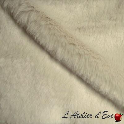 """""""Lion Blanc"""" Fausse fourrure haut de gamme Casal"""
