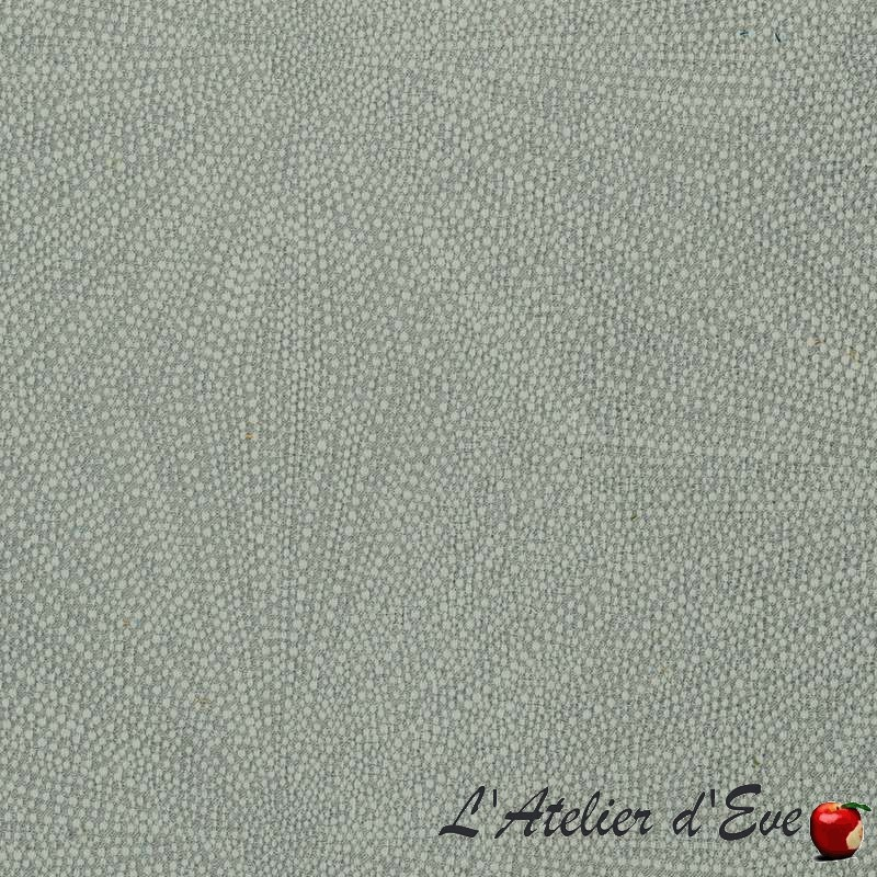 """""""Dent de lion """" gris Coupon 140x160cm tissu ameublement Thevenon"""