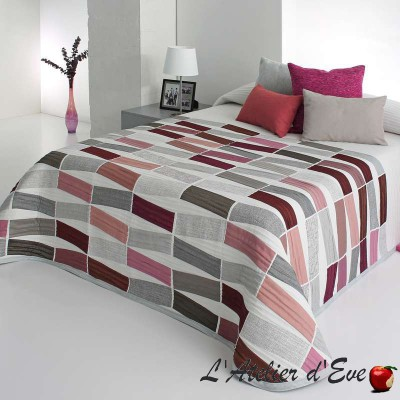 """Celso"" Washable polycotton bedspread Reig Marti C.01"