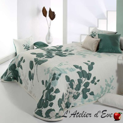 """Leslie"" Polycotton bedspread Reig Marti C.04"